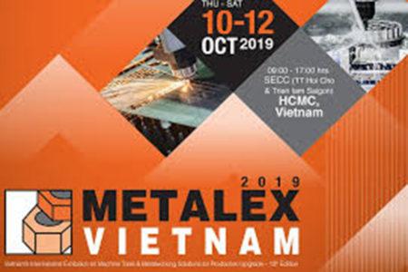 Triển lãm Metalex Vietnam 2019