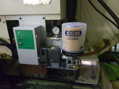 lắp hệ thống bơm mỡ tự động cho máy Robodrill @-T14iF