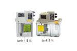 Automatic intermittent gear pump AMO-II-150S