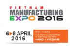 VIETNAM MANUFACTURING EXPO EXHIBITION 2016