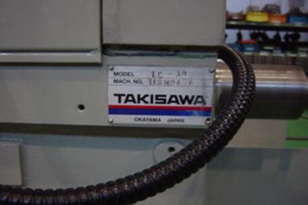 Cải tiến bơm dầu sang bơm mỡ LHL cho máy TAKISAWA